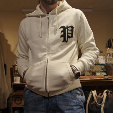 RALPH LAUREN/WASHED ZIP SWEAT HOODIE/15,120