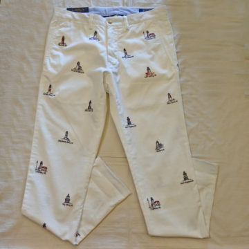 RALPH LAUREN/STRETCH CHINO PANTS/19,440