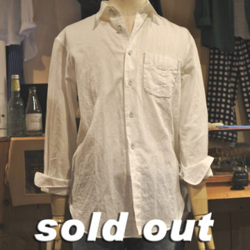 rag&bone/COTTON LINEN SHIRTS/21,600
