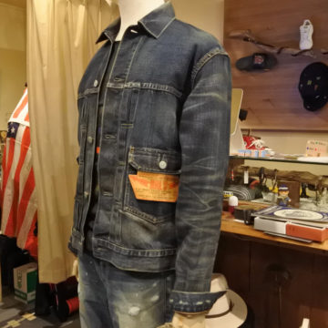 RRL/DENIM TRUCKER JACKET/59,400