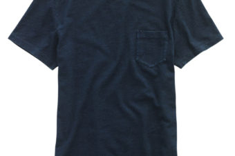RRL/INDIGO POCKET Tee/19,250