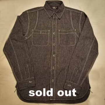RRL/DENIM WORK SHIRTS/33,000