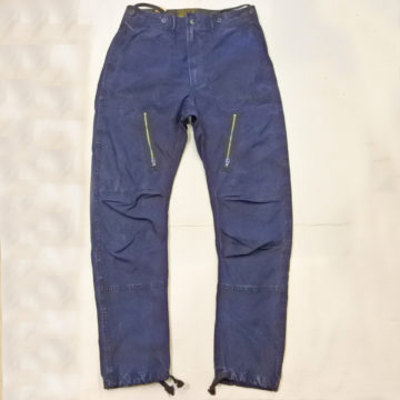 RRL/INDIGO SASPENDER PANTS/35,200