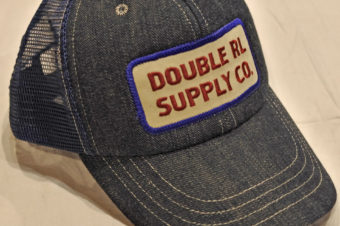RRL/DENIM MESH CAP/13,500
