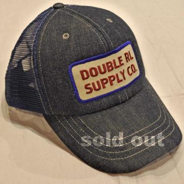 RRL/DENIM MESH CAP/13,500