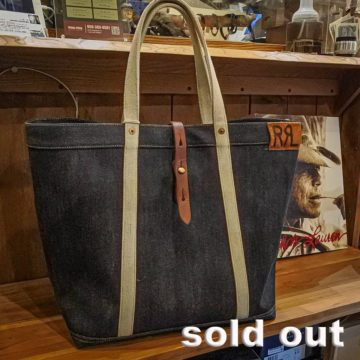 RRL/DENIM TOTE BAG/39,600
