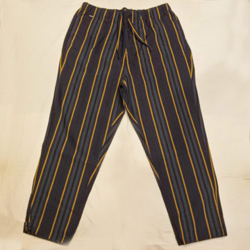 SCOTCH&SODA/STRIPE EASY PANTS/17,600