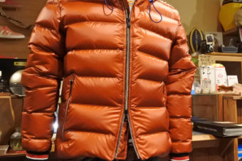 samas/HOODED DOWN JACKET/86,400