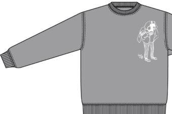 オリジナルスウェットシャツ先行予約販売のお知らせ